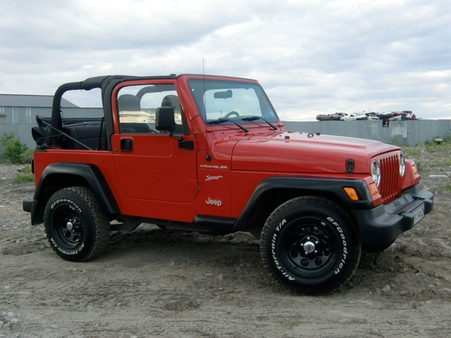 Cragar Soft 8 Jeep Wrangler